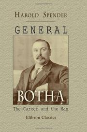 General Botha by Harold Spender