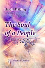 Cover of: The Soul of a People