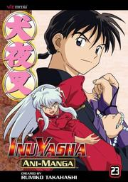 Cover of: InuYasha Animanga Vol. 23
