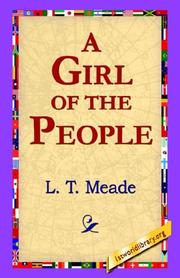 Cover of: A Girl of the People