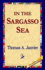 Cover of: In the Sargasso Sea