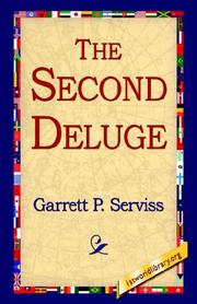 Cover of: The Second Deluge | Garrett P. Serviss