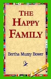 Cover of: The Happy Family | B. M. Bower