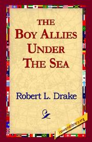 Cover of: The Boy Allies Under the Sea
