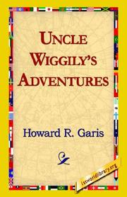 Cover of: Uncle Wiggily's Adventures