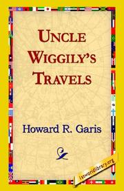 Cover of: Uncle Wiggily's Travels