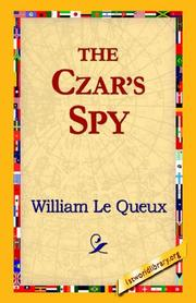 Cover of: The Czar