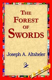 Cover of: The Forest of Swords