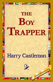 Cover of: The Boy Trapper