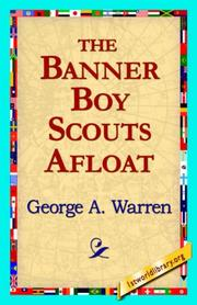 Cover of: The Banner Boy Scouts Afloat
