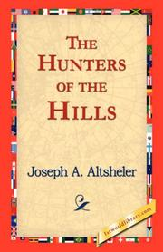 Cover of: The Hunters of the Hills