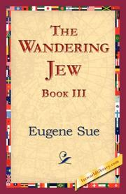 Cover of: The Wandering Jew, Book III