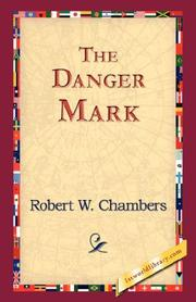 Cover of: The Danger Mark