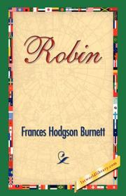 Cover of: Robin