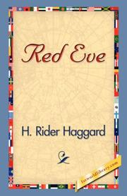 Cover of: Red Eve