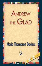 Cover of: Andrew the Glad | Maria Thompson Daviess
