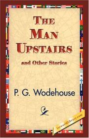 Cover of: The Man Upstairs and Other Stories