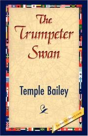 Cover of: The Trumpeter Swan | Temple Bailey
