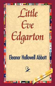 Cover of: Little Eve Edgarton