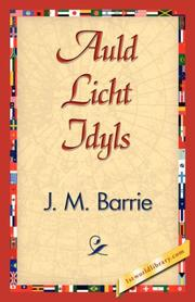 Cover of: Auld Licht Idyls