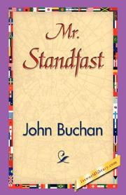 Cover of: Mr. Standfast, by John Buchan