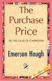 Cover of: The Purchase Price | Emerson Hough