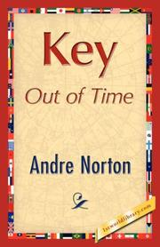 Cover of: Key Out of Time | Andre Norton