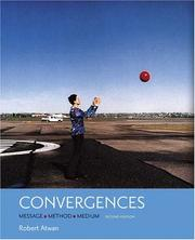 Cover of: Convergences |