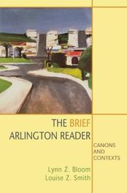 Cover of: The brief Arlington reader |