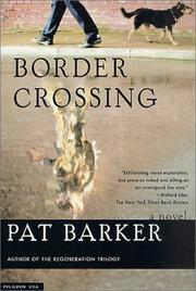 Cover of: Border crossing