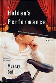 Cover of: Holden's performance