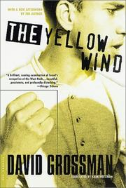 Cover of: Yellow Wind