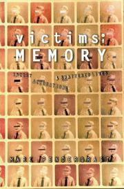 Cover of: Victims of Memory Incest Accusations and S
