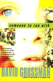 Cover of: Someone to Run with