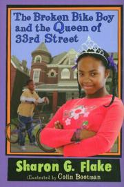Cover of: Broken Bike Boy and the Queen of 33rd Street, The