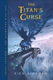 Cover of: The Titan's Curse (Percy Jackson and the Olympians, Book 3)