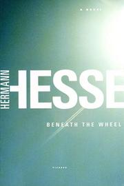 Cover of: Beneath the Wheel