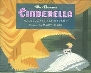 Cover of: Cinderella (Walt Disney