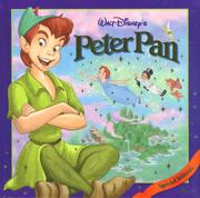 Cover of: Walt Disney's Peter Pan