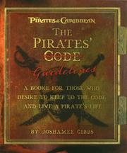 Cover of: Pirate Guidelines, The | Joshamee Gibbs