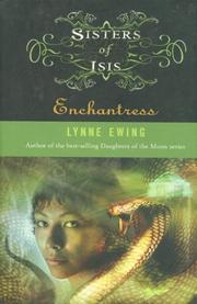 Cover of: Enchantress (Sisters of Isis)