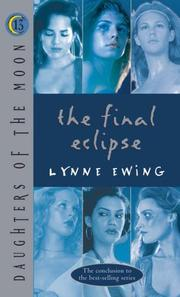 Cover of: Daughters of the Moon by Lynne Ewing