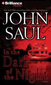 Cover of: In the Dark of the Night | John Saul