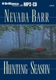 Cover of: Hunting Season (Anna Pigeon)