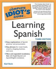 Cover of: Complete idiot's guide to learning Spanish