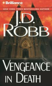 Cover of: Vengeance in Death (In Death)