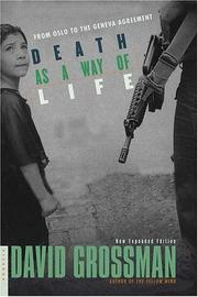 Cover of: Death as a Way of Life