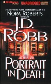 Cover of: Portrait in Death (In Death)