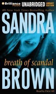 Cover of: Breath of Scandal | Sandra Brown