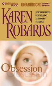 Cover of: Obsession |